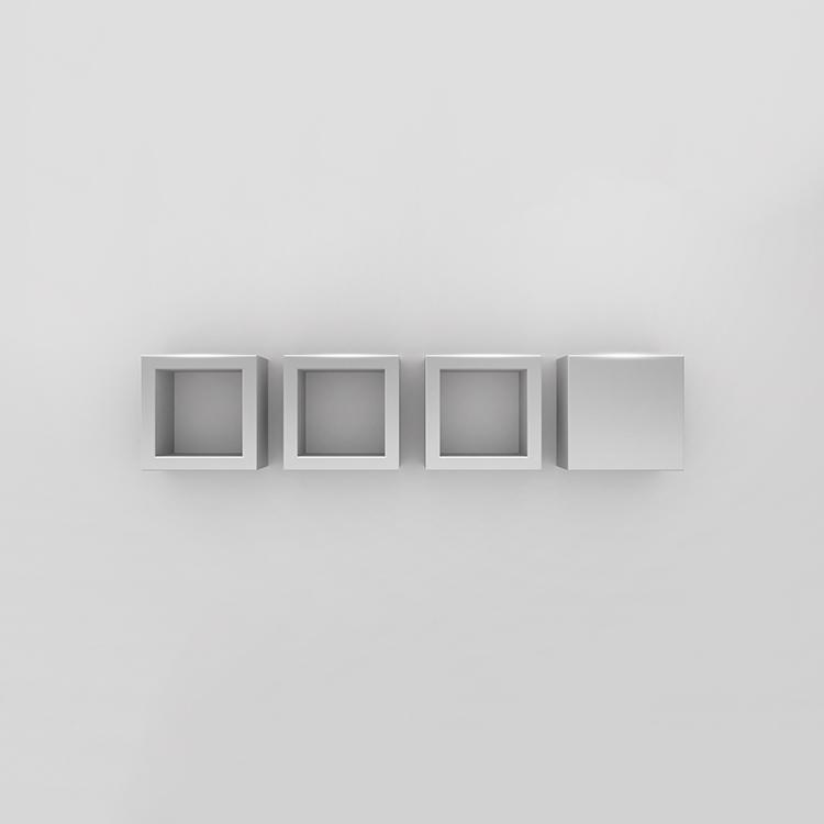 Hromets logotips - grafiskā daļa 3D