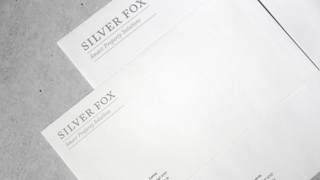 Aplokšņu izgatavošana Silver Fox