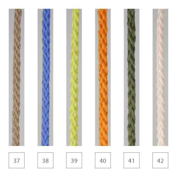 Paper bag handle colours
