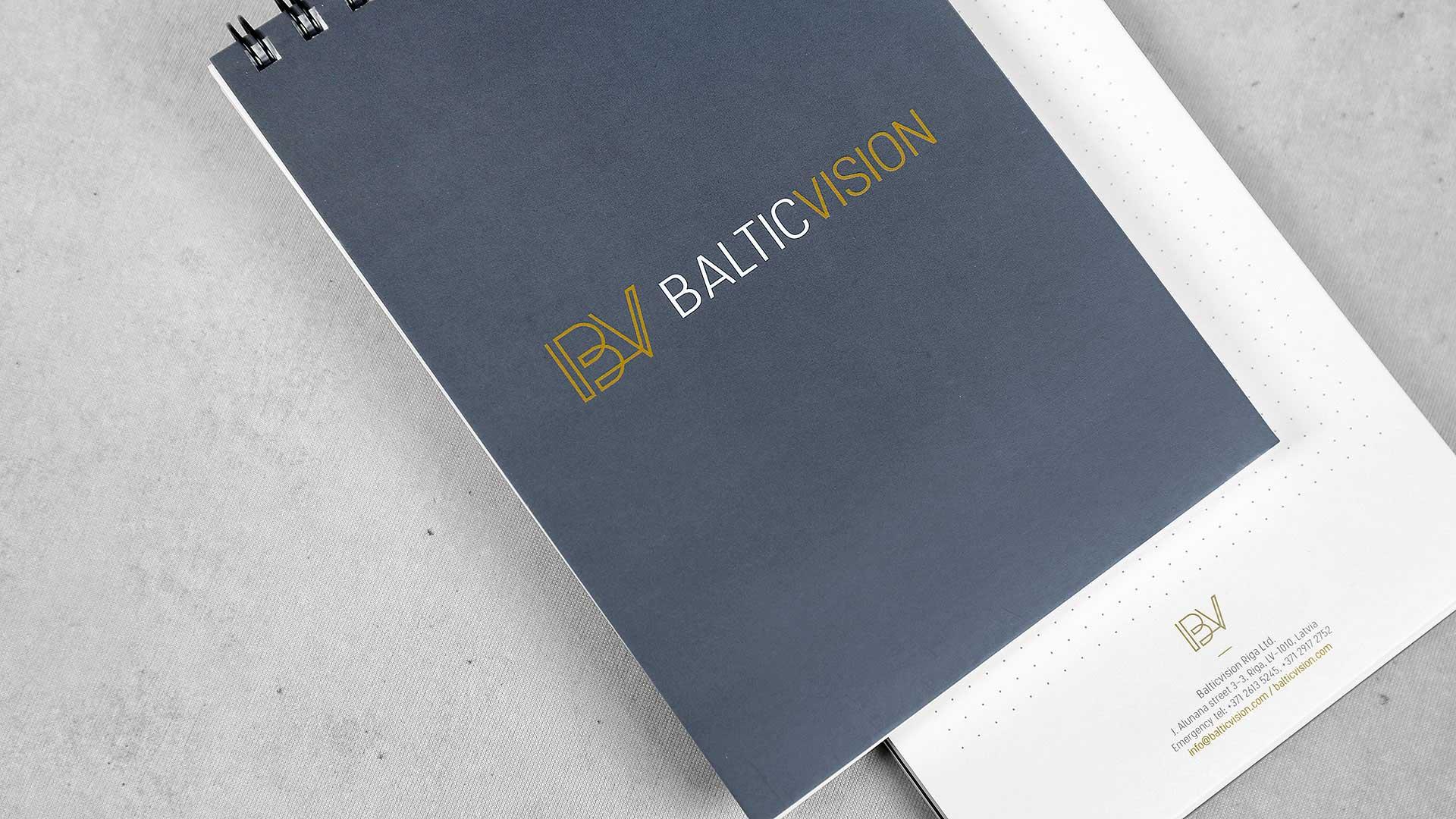 Blociņu izgatavošana Balticvision
