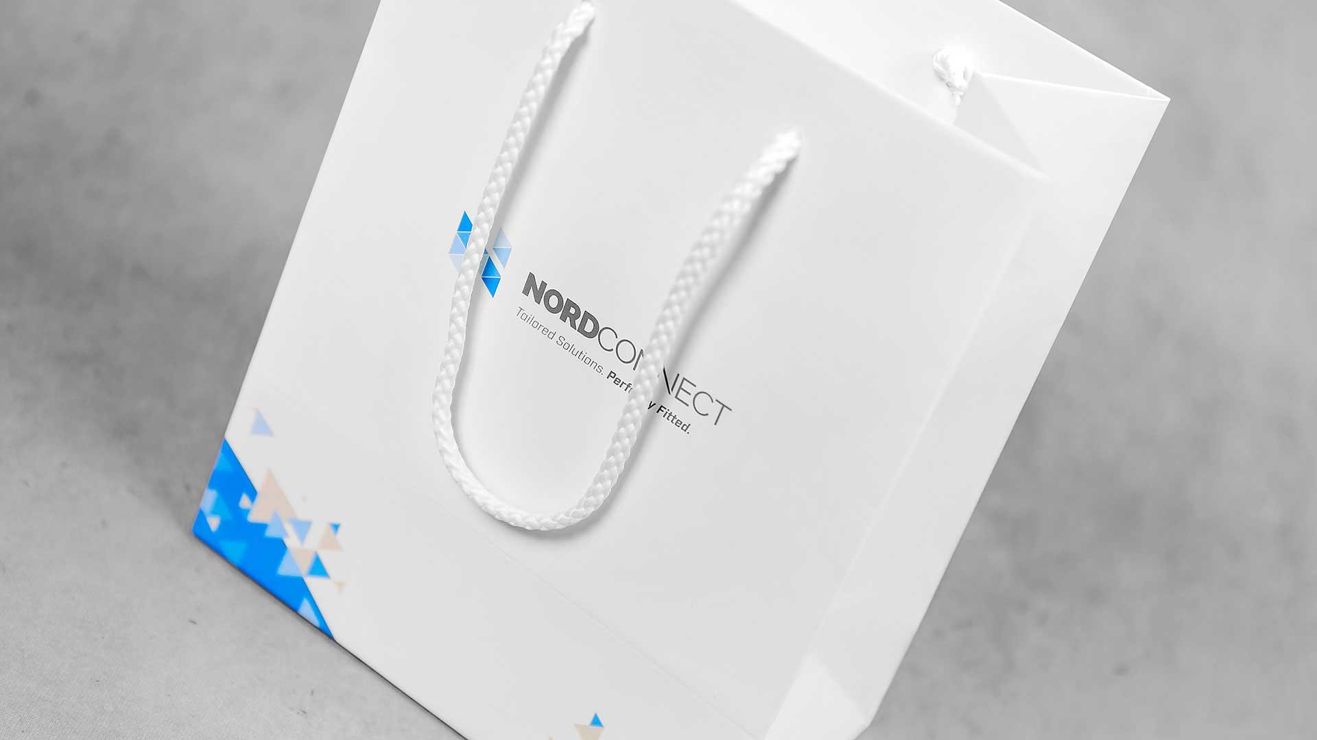 Dāvanu maisiņu apdruka NordConnect