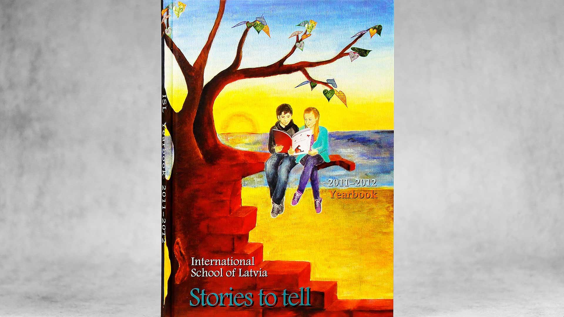 Grāmatu druka International School of Latvia
