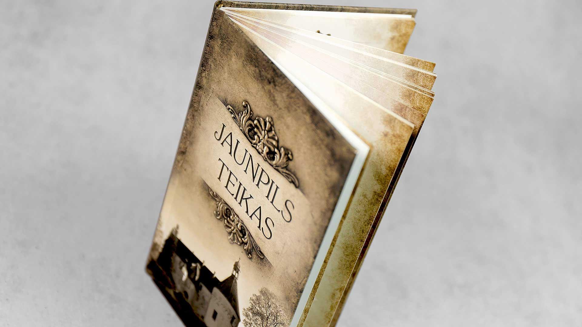 Grāmatu drukāšana JaupGrāmatu drukāšana Jaupils Teikasils Teikas