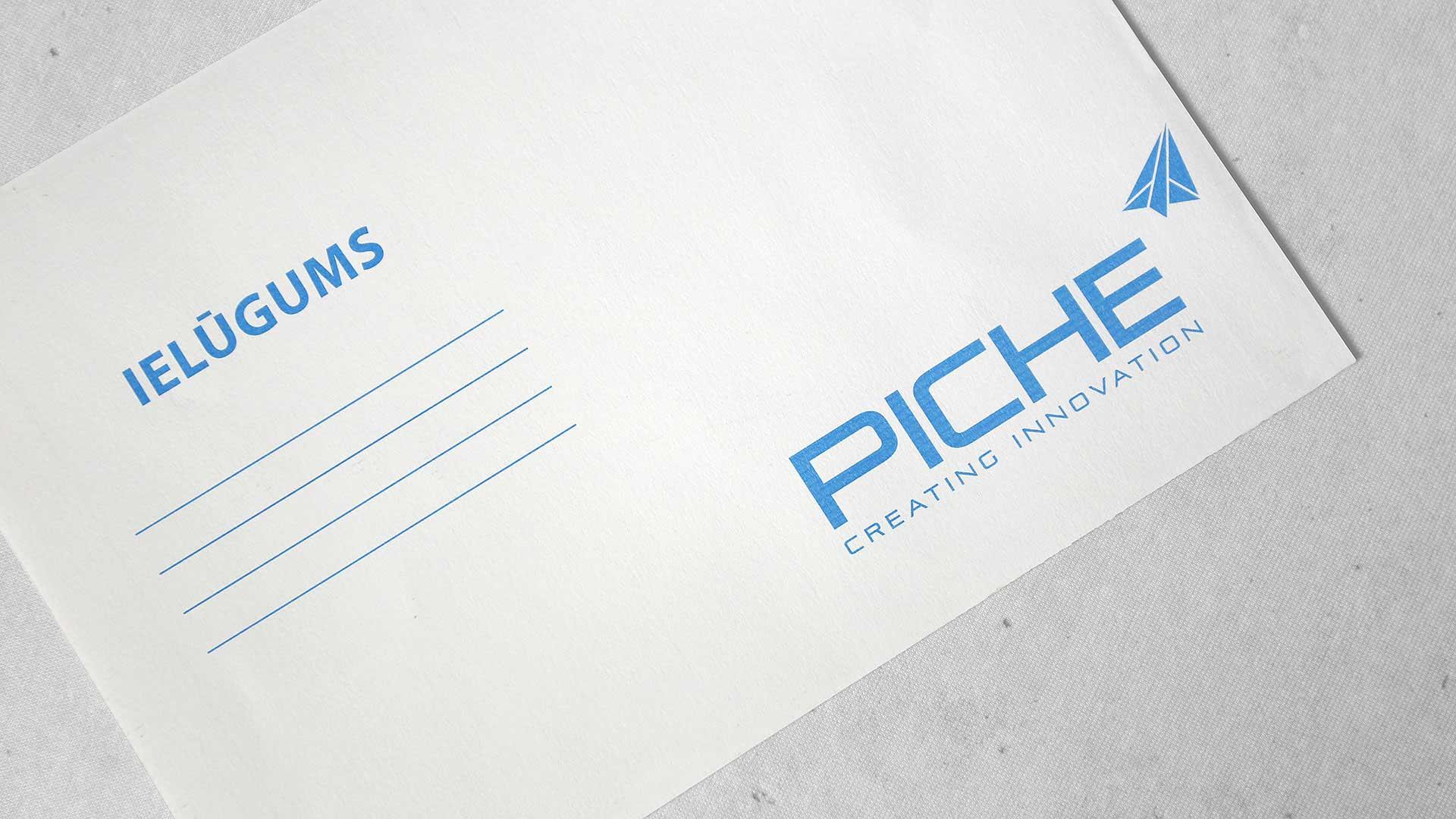 Ielūgumu izgatavošana Piche