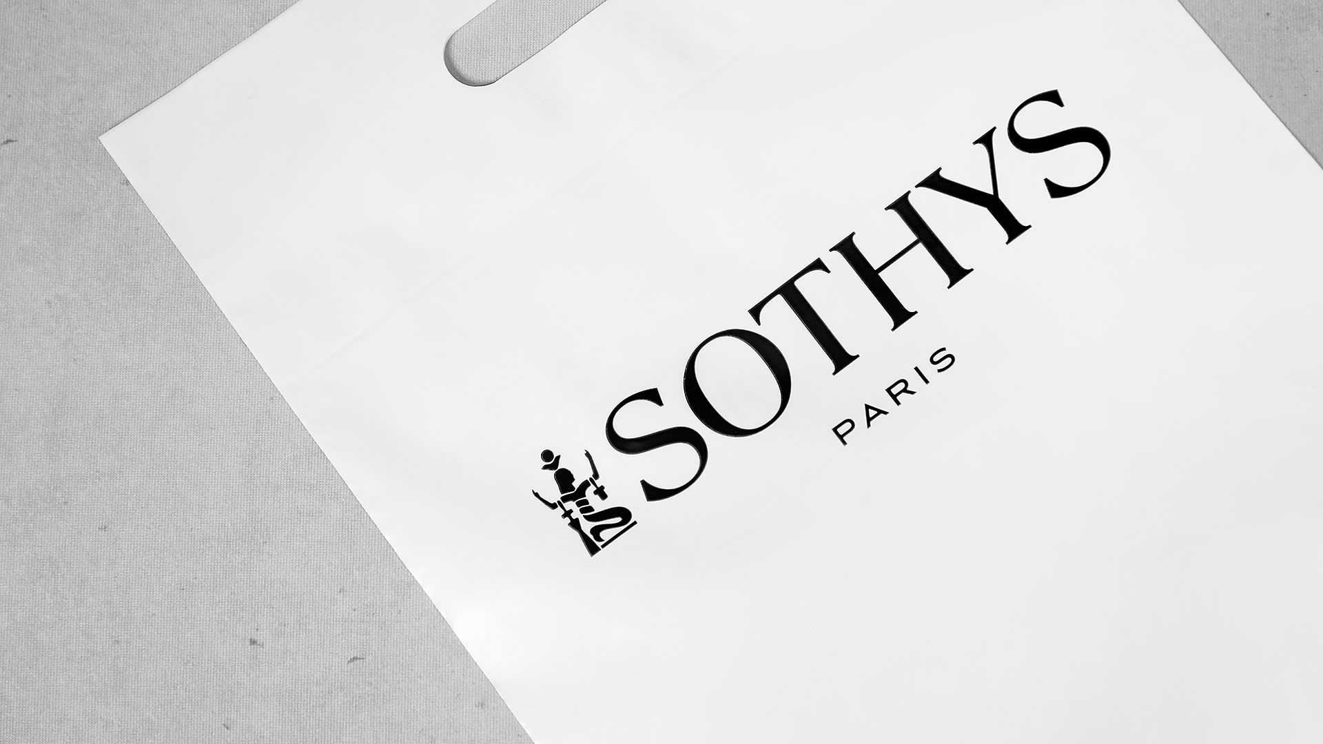 Iepakojuma maisiņi Sothys