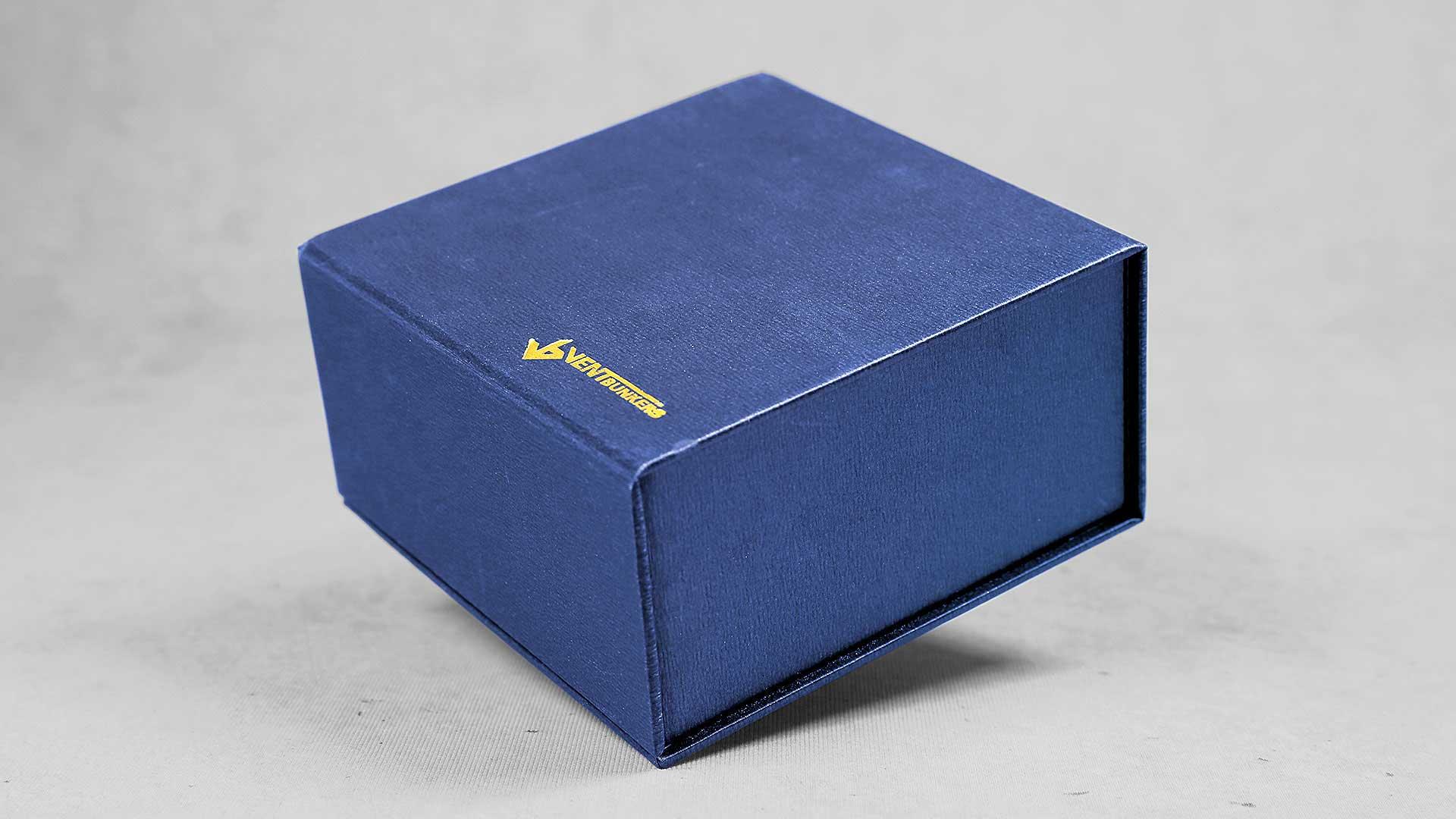 Iepakojumi, kastītes Ventbunkers