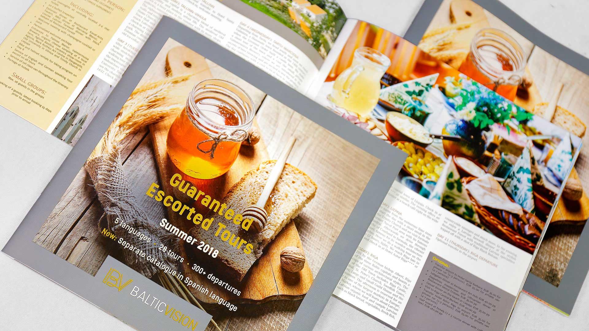 Katalogu druka Balticvision GET