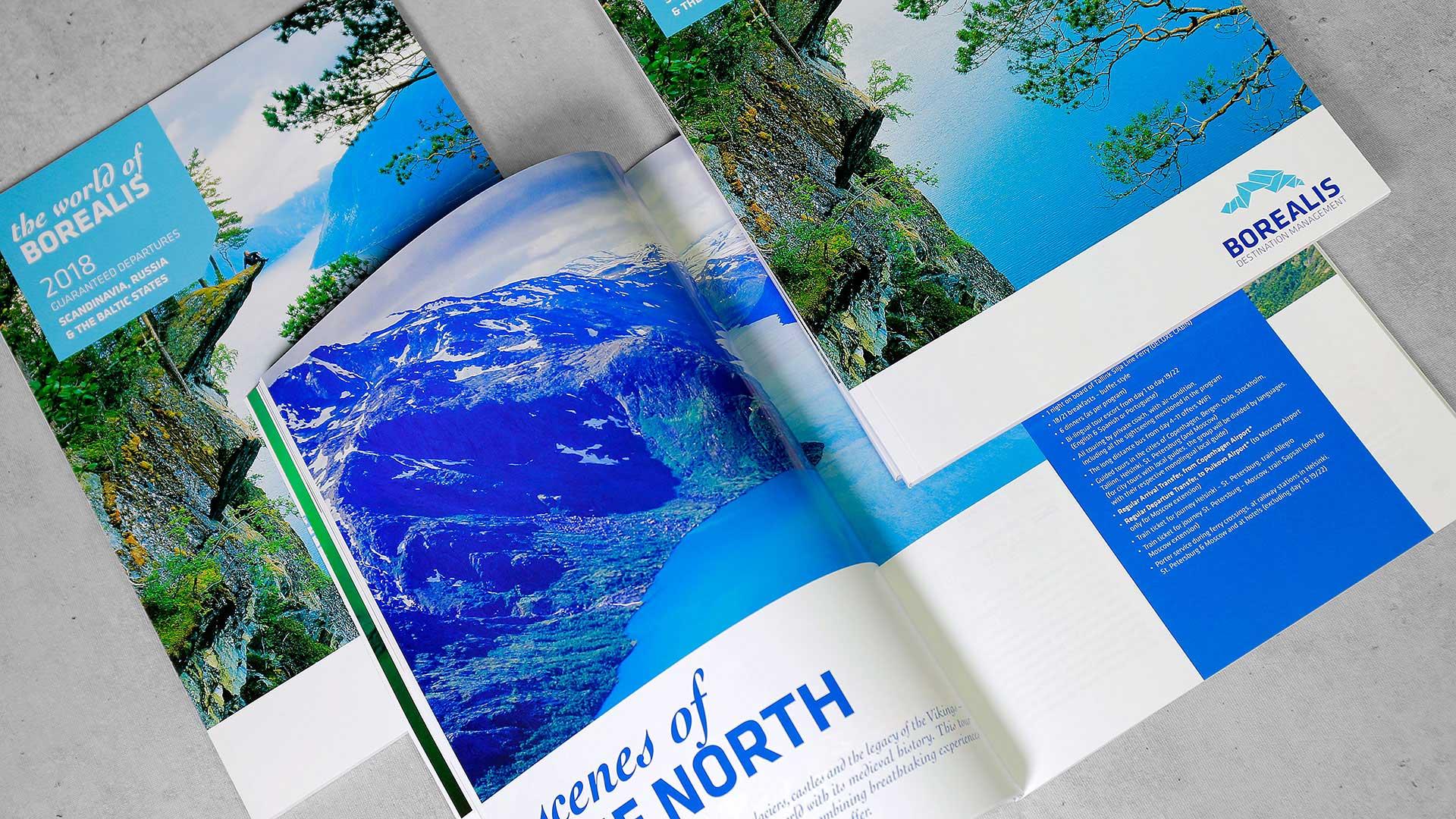 Katalogu druka Borealis