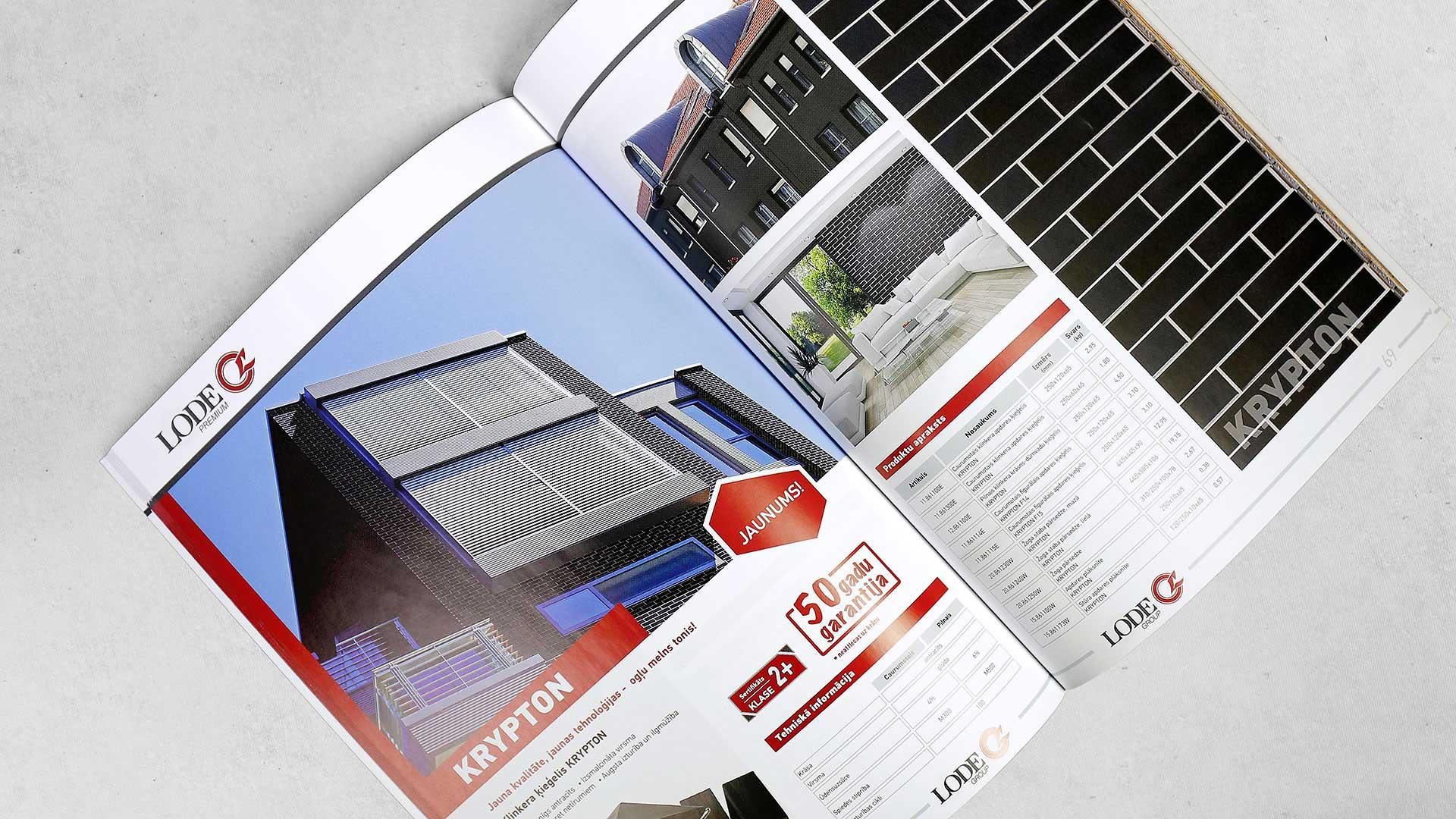 Katalogu druka Lode