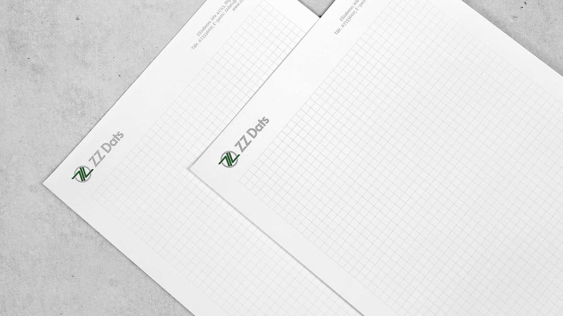 Līmētu blociņu izgatavošana ZZ Dats