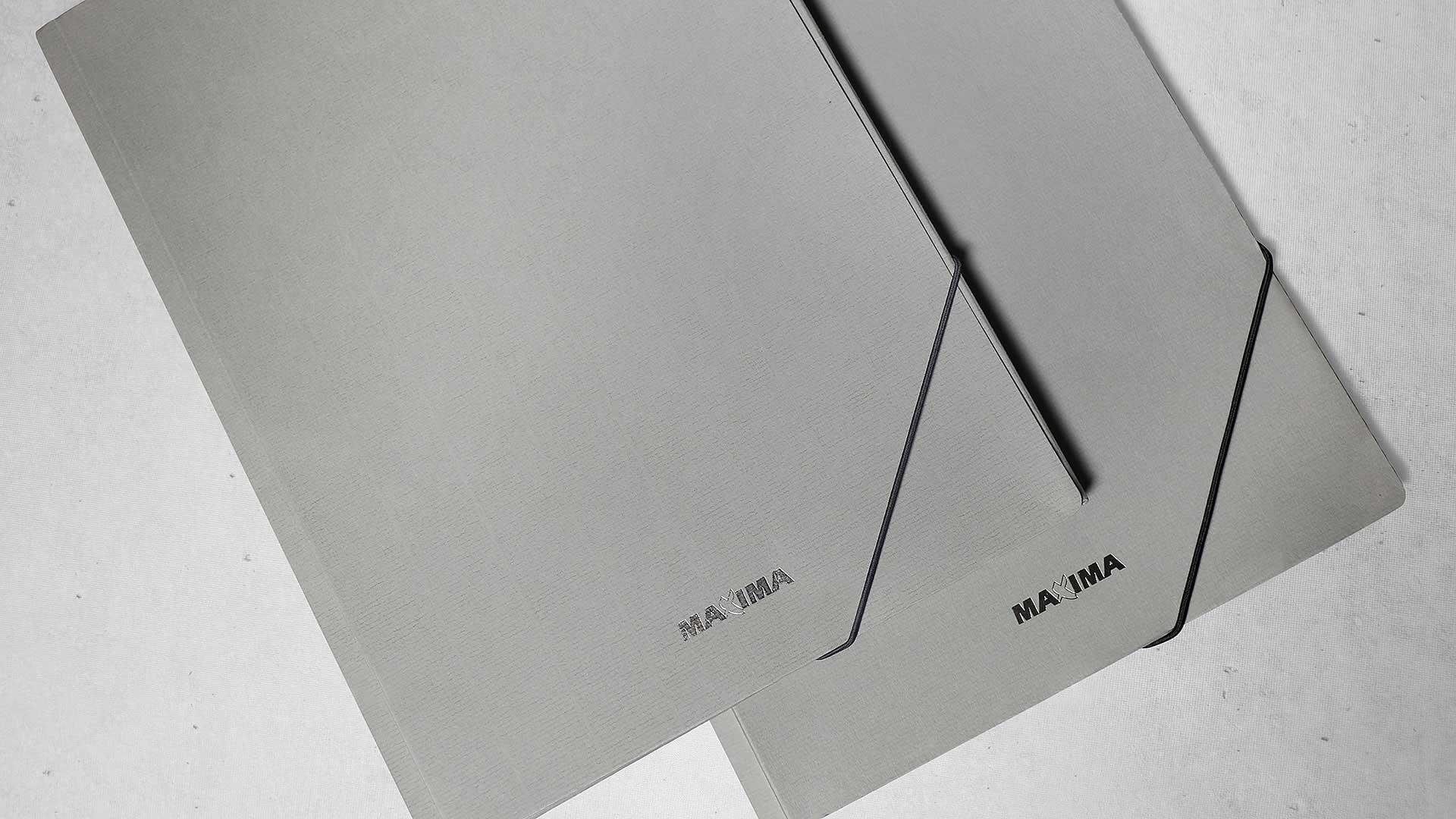 Mapes ar gumiju un mapju izgatavošana Maxima