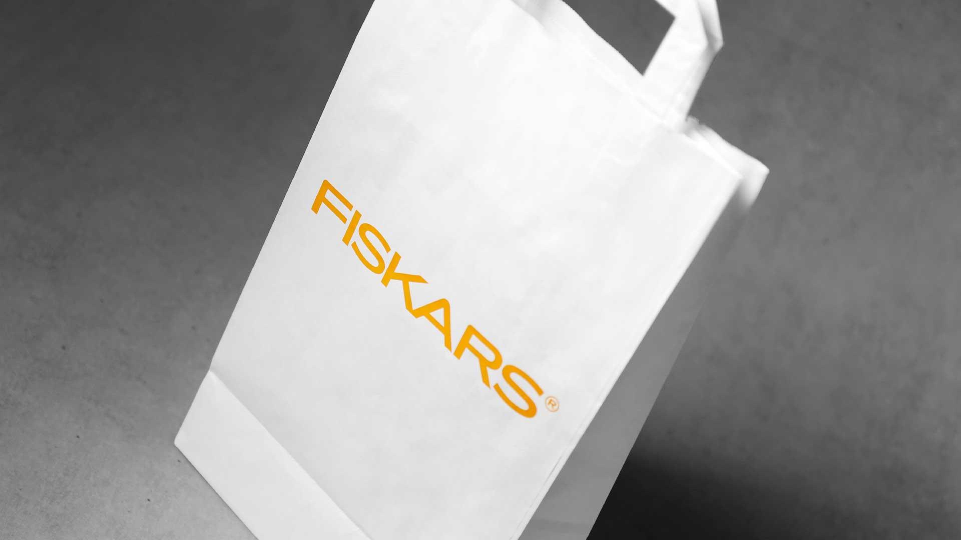 Kraftpapīra maisiņi Fiskars