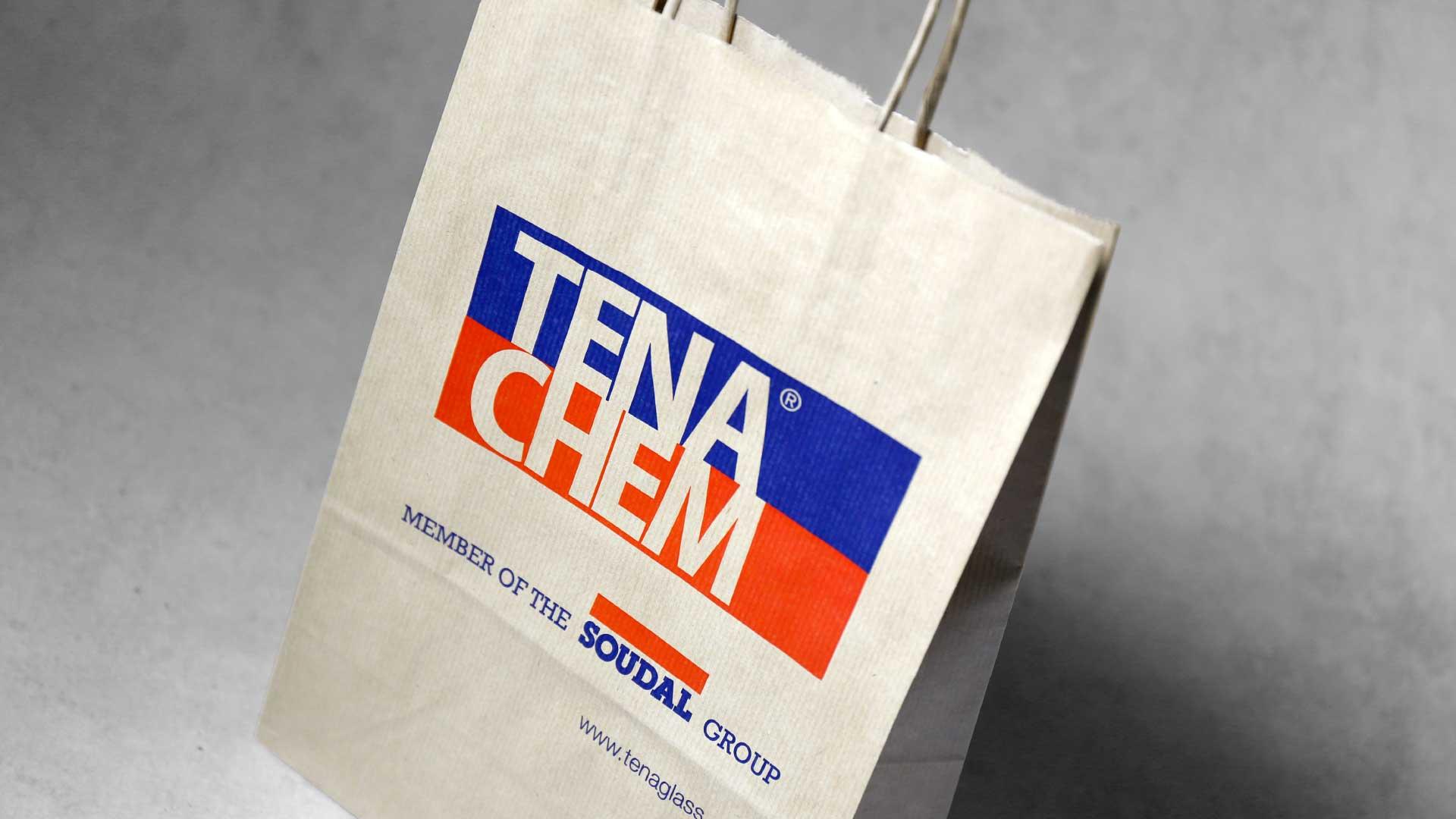 Kraftpapīra maisiņi Tena Chem