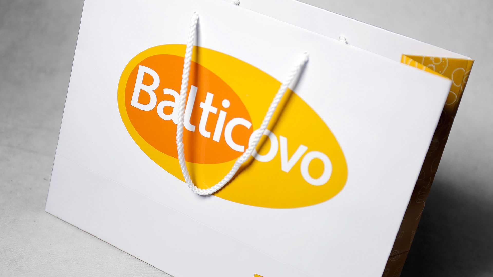 Papīra maisiņu apdruka, izgatavošana Balticovo