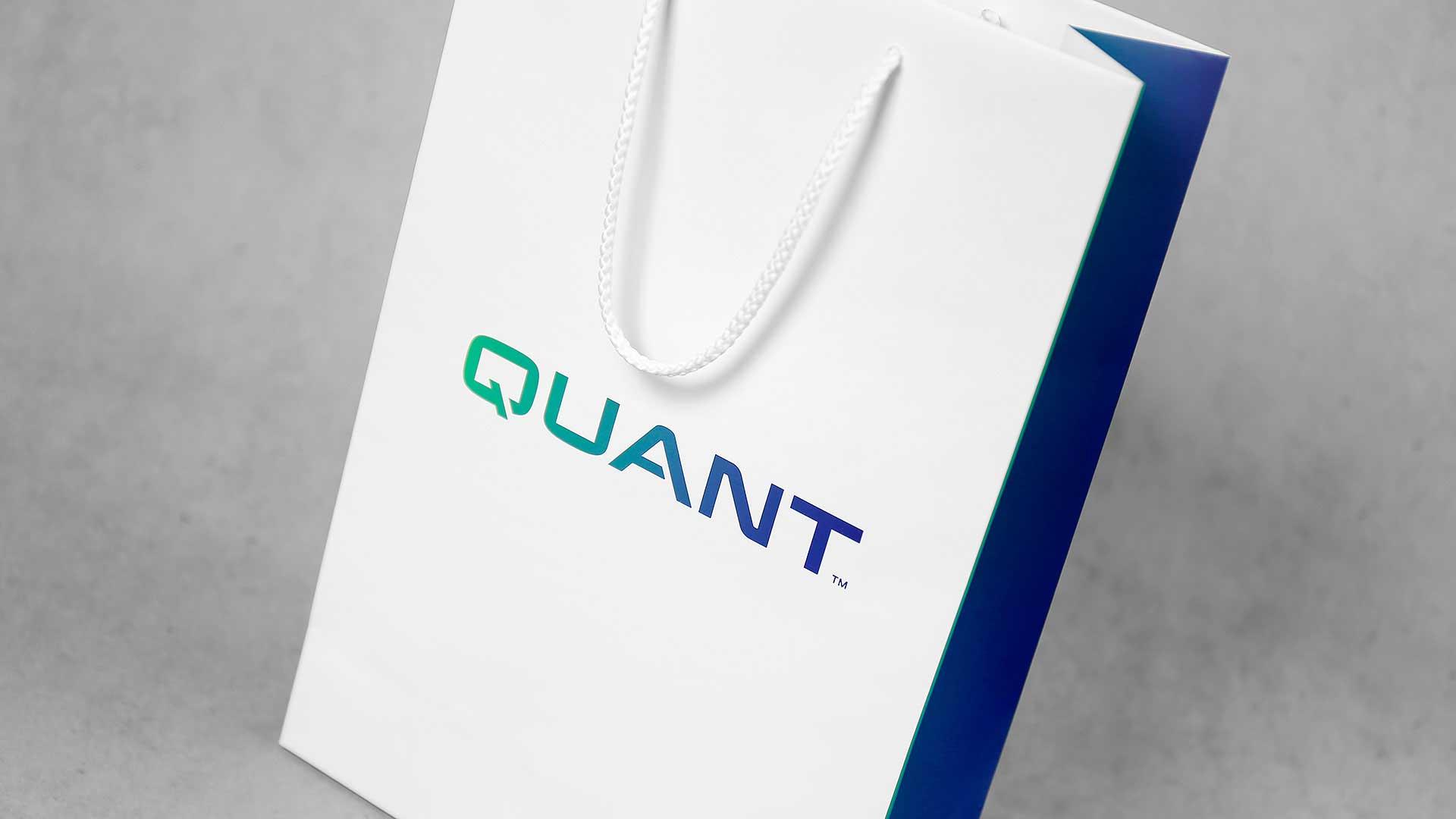 Papīra maisiņu apdruka, izgatavošana Quant