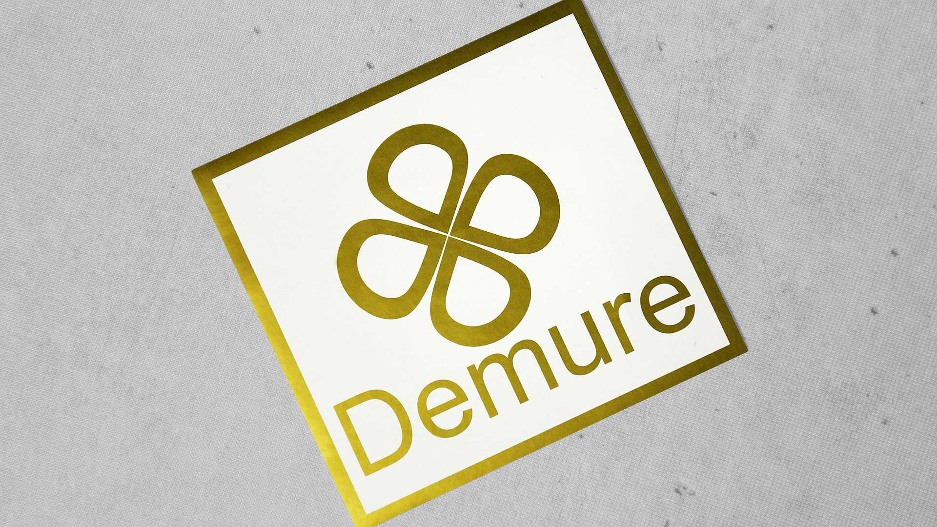 Papīra uzlīmju druka, izgatavošana Demure