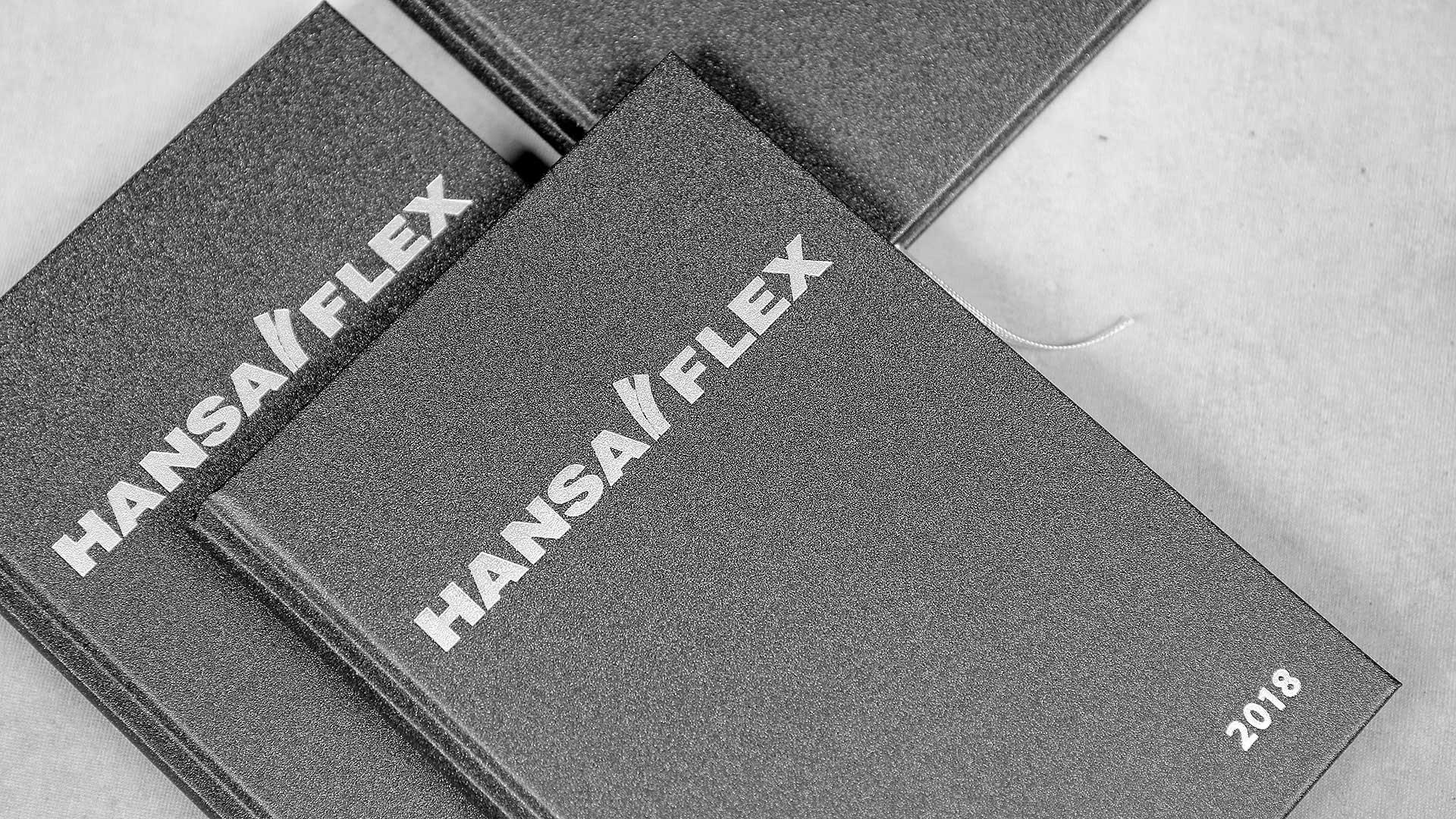 Plānotāju apdruka firmai Hansaflex