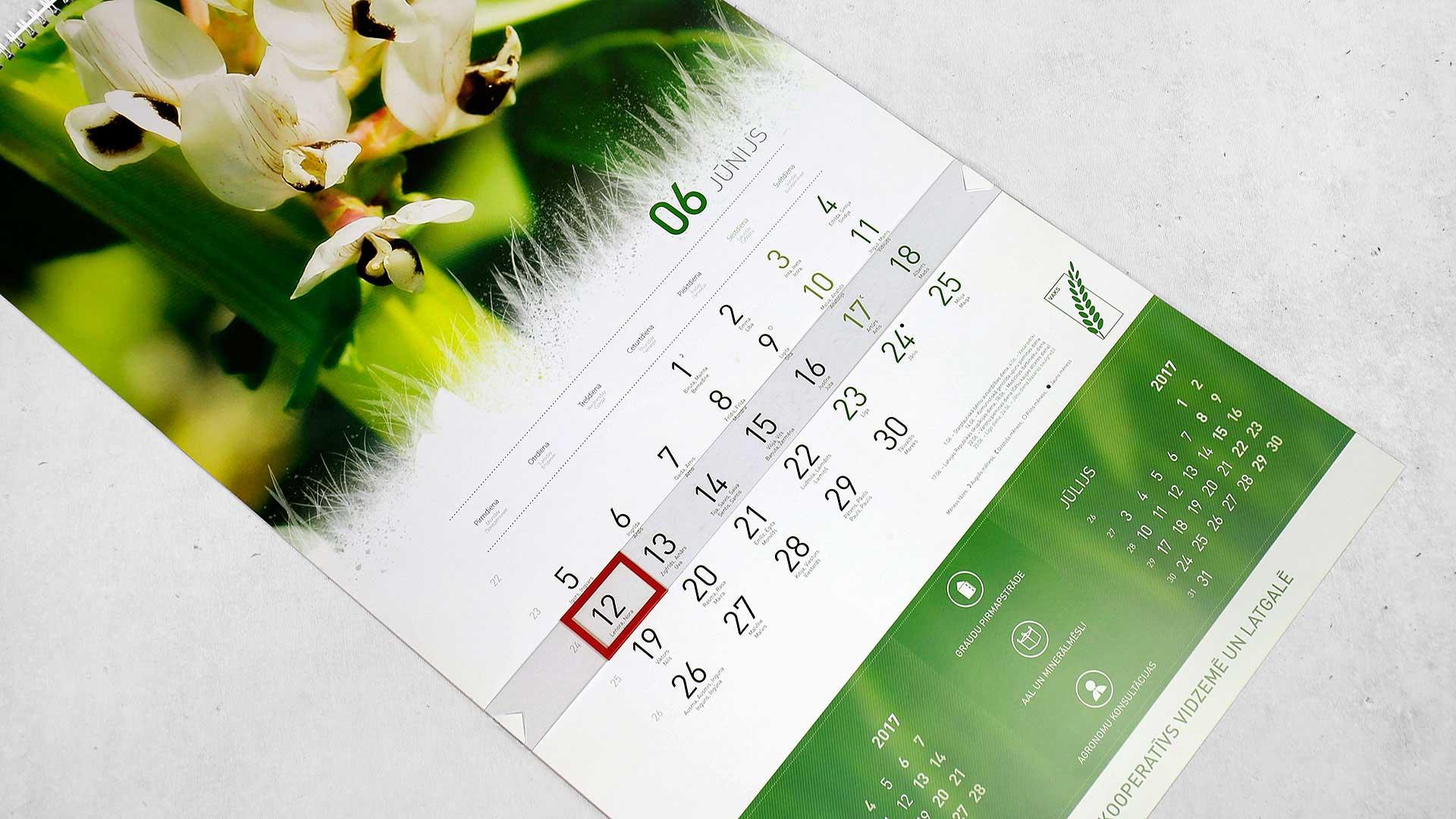 Sienas kalendāru druka kooperatīvam