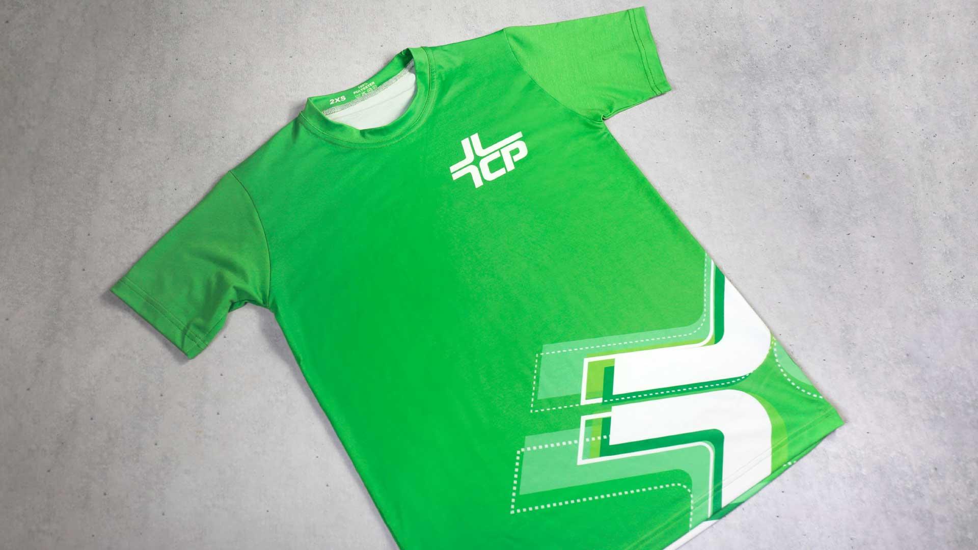 T-kreklu apdruka CP