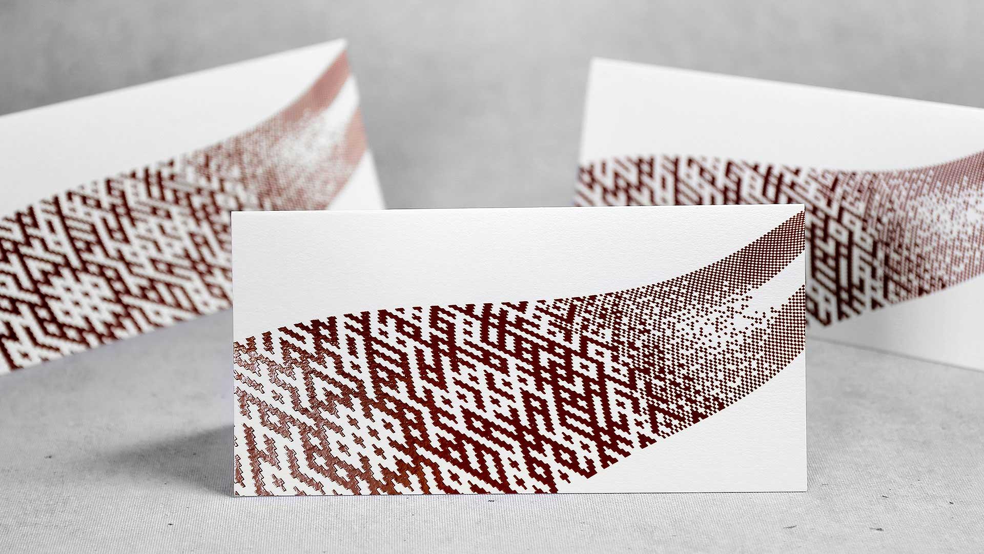 ZIemassvētku kartiņu druka, izgatavošana Lielvārdes josta