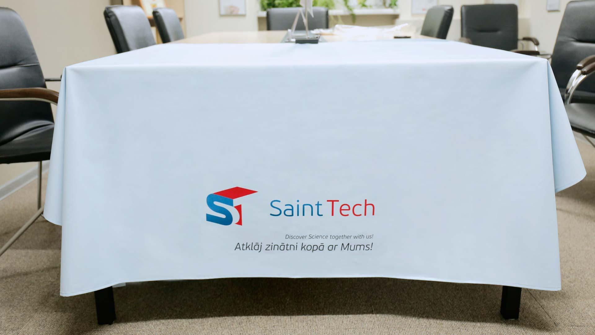 Galdautu un audumu apdruka SaintTech