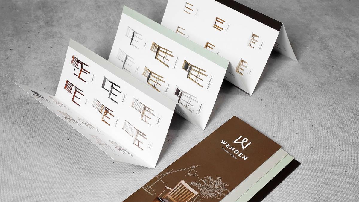 Maketēšana, dizaina izstrāde Wenden Furniture